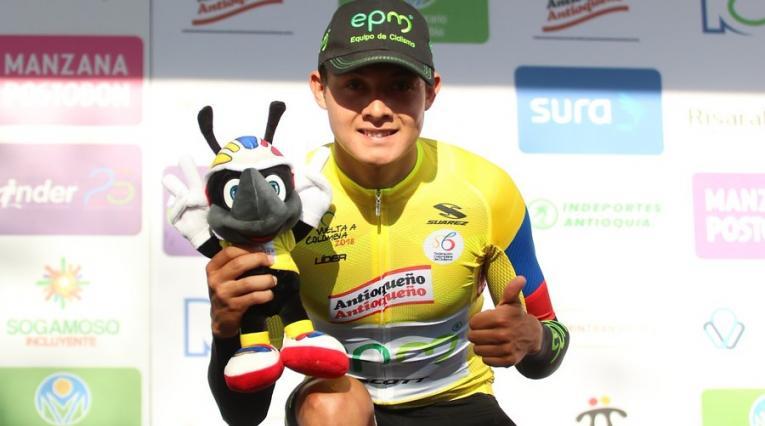 Rodrigo Contreras ciclista EPM 2