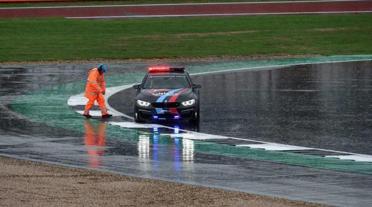 Cancelado el GP de Gran Bretaña de MotoGP por malas condiciones climatológicas