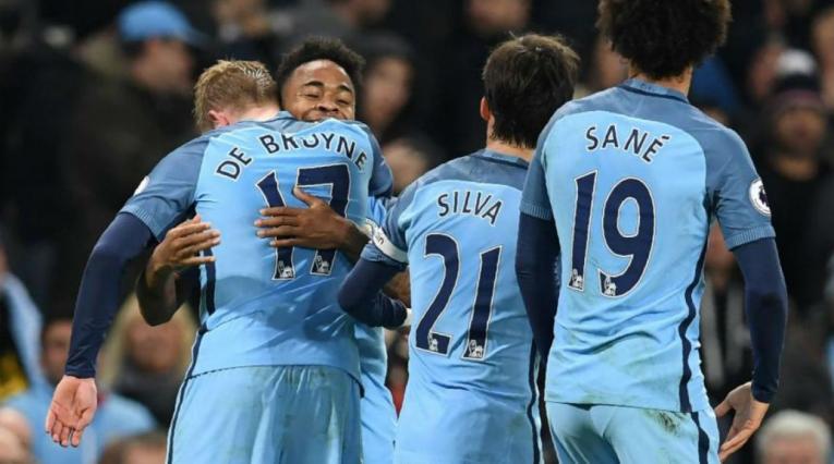 Manchester City se coronó campeón de la Premier League 2017-2018