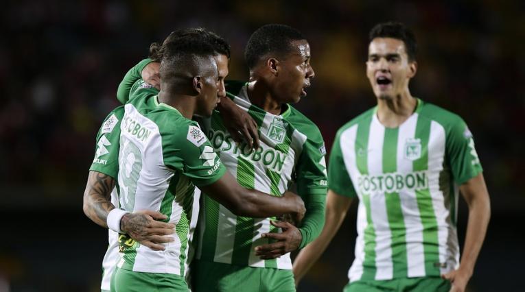 Atlético Nacional en la Liga Águila