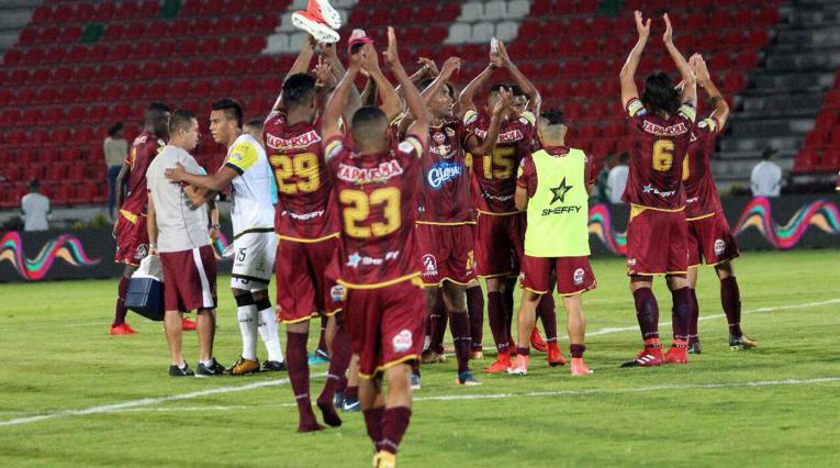 Deportes Tolima abrió la cuarta fecha de la liga