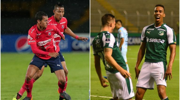 Independiente Medellín y Deportivo Cali debutan en la Copa Águila
