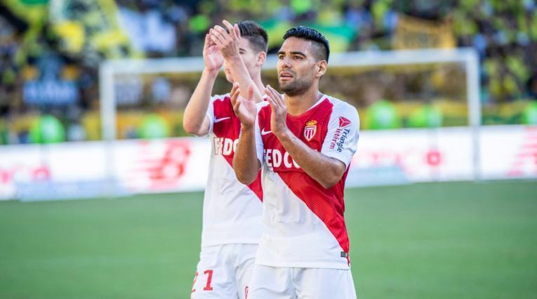 Falcao García, delantero colombiano