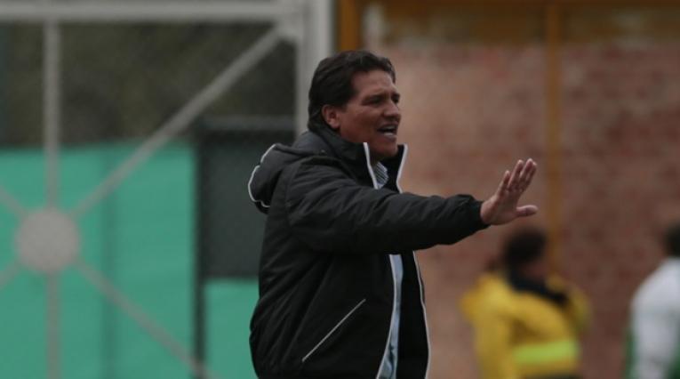 Flabio Torres no será más el técnico del Deportivo Pasto