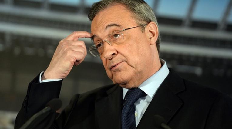 Florentino Pérez, presidente del Real Madrid desde el 2009