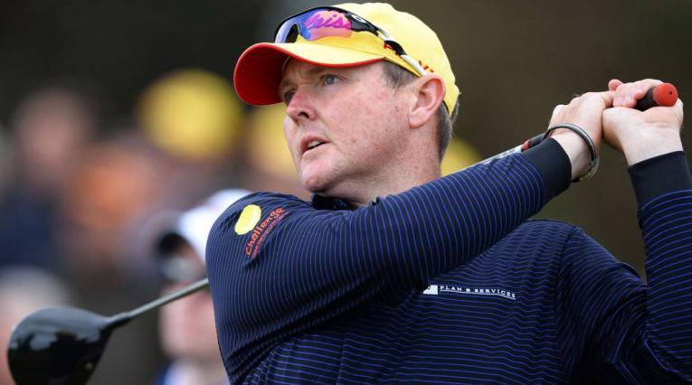 Jarrod Lyle, golfista australiano