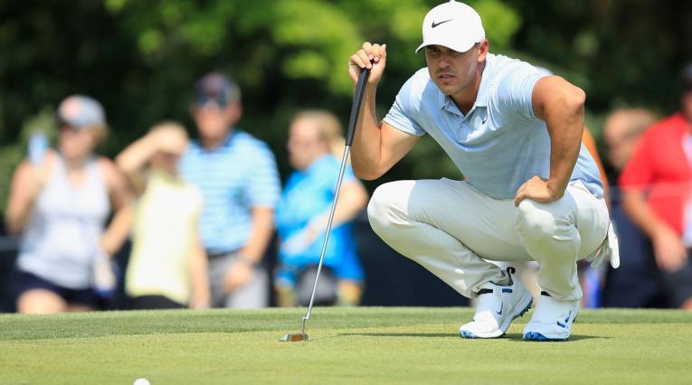 Brooks Koepka, golfista estadounidense