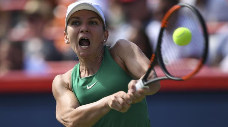 Simona Halep ganó el torneo de Montreal