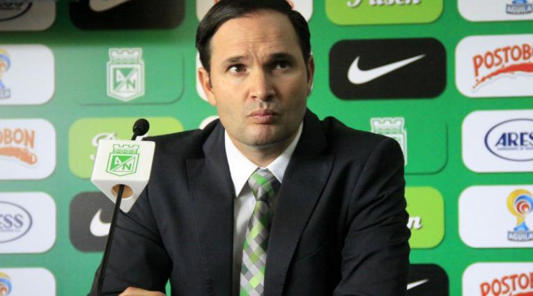 Víctor Marulanda dejó de ser gerente deportivo en Atlético Nacional