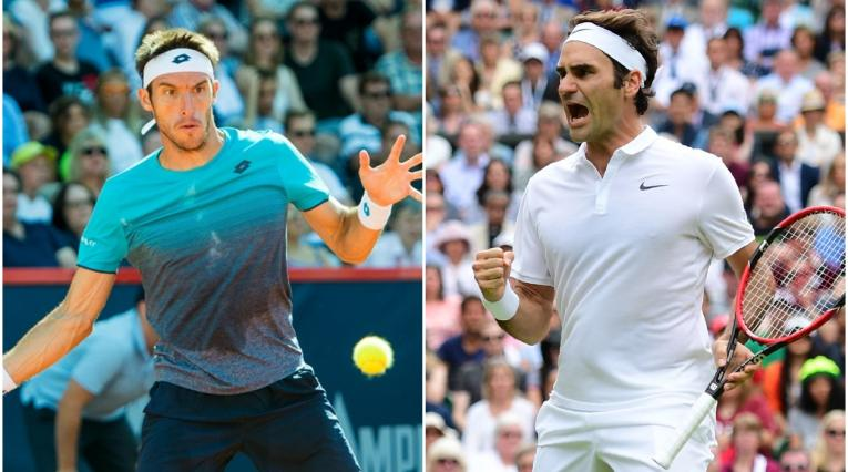 Federer-Mayer, primer enfrentamiento de octavos de final en Cincinnati