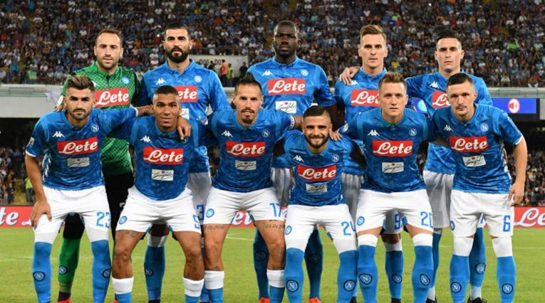 Napoli en la Serie de Italia 2018-2019