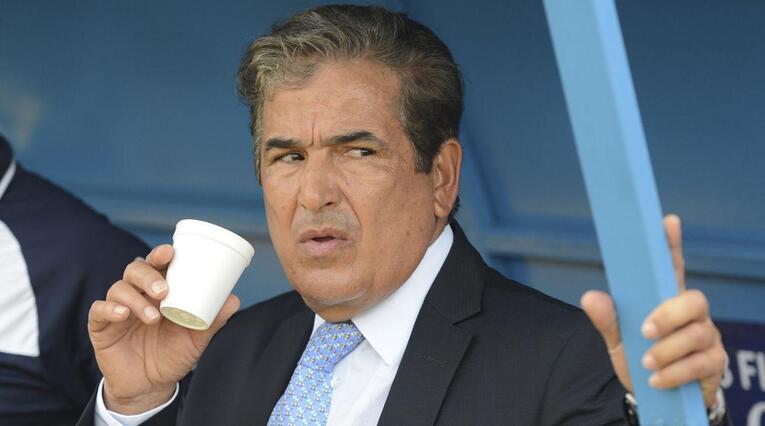 Jorge Luis Pinto, director técnico colombiano