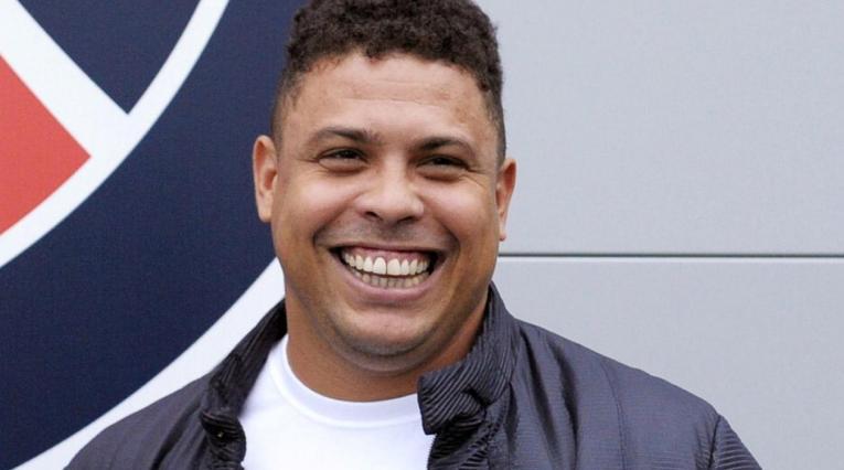 Ronaldo Nazario, exjugador de la Selección de Brasil