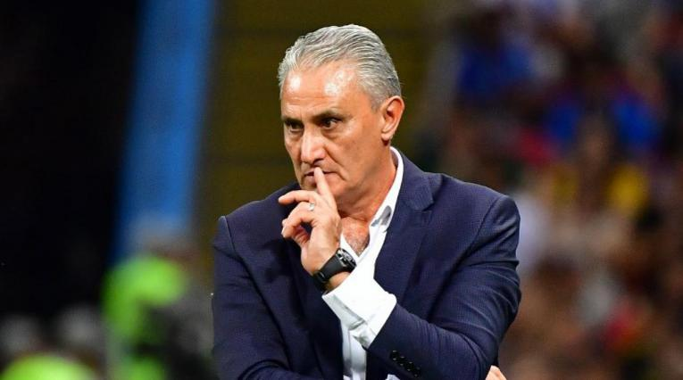 Tite, director técnico de Brasil