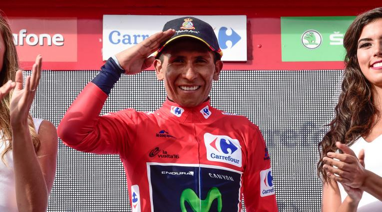 Nairo Quintana comanda a los colombianos que estarán en La Vuelta a España 2018