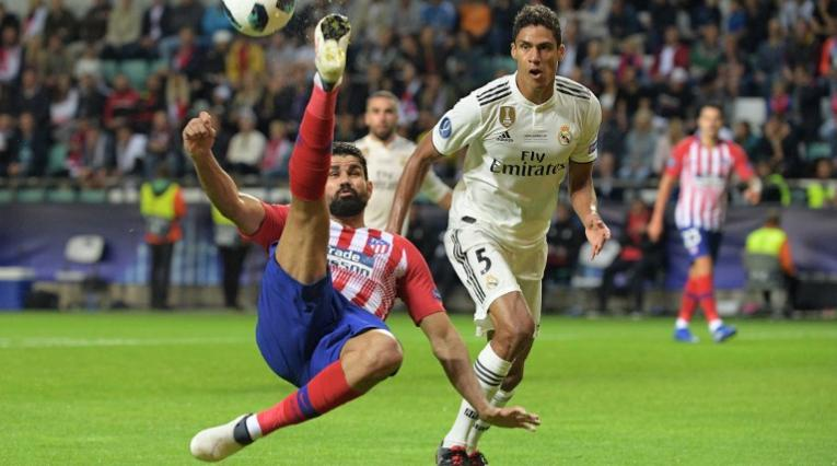 Derbi capitalino entre Real Madrid vs Atlético de Madrid