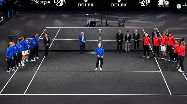 La Laver Cup se robó las miradas del mundo del tenis