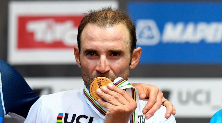 Hasta 122 victorias suma el corredor ibérico, Alejandro Valverde