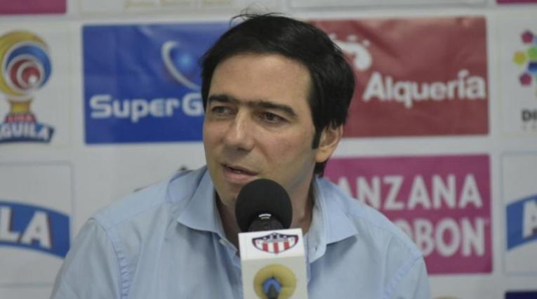 Antonio Char, presidente de Junior