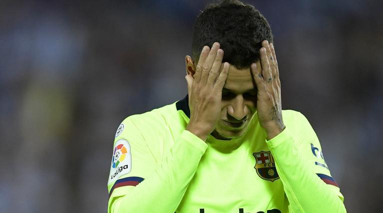 Barcelona perdió 2-1 a Leganés y sigue sin convencer en la temporada