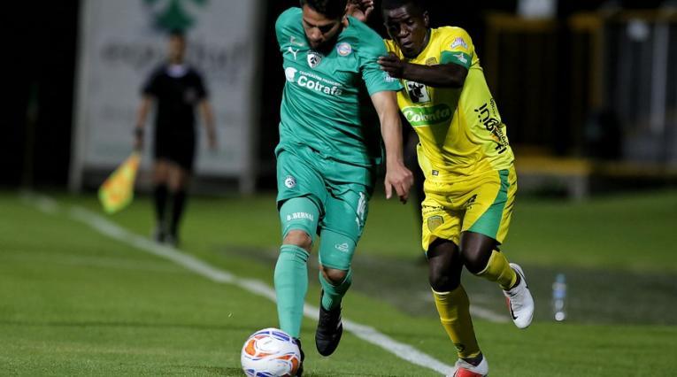 Equidad vs Leones - Copa Águila