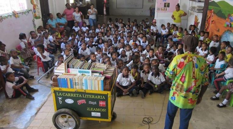 La Carreta Literaria en el Clásico Social RCN
