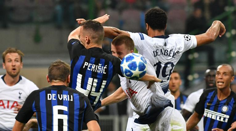 Inter de Milan vs Tottenham