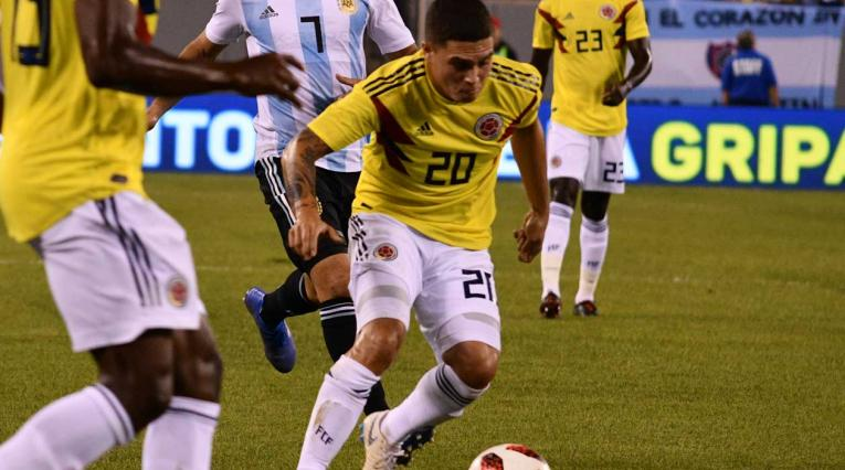 Juan Fernando Quintero, encargado de la creación en la Selección Colombia