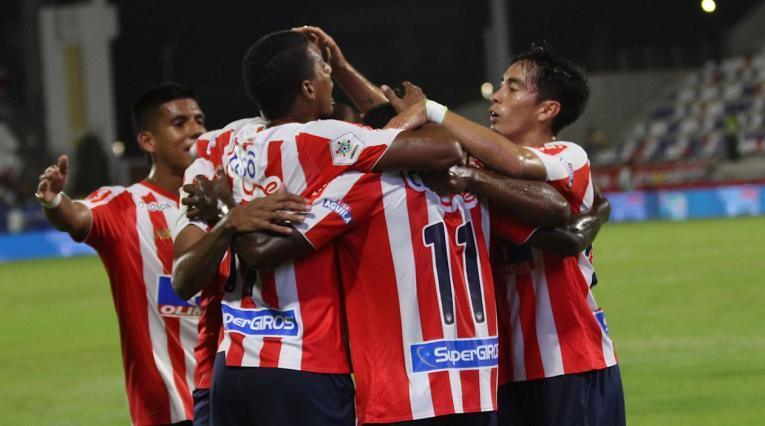 Junior de Barranquilla en la Liga Águila