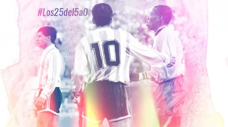 Argentina y su 'maldición' de títulos después del 5-0 ante Colombia