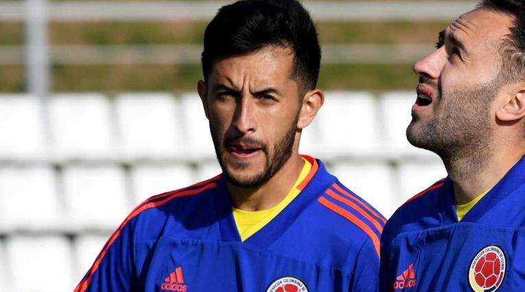 Camilo Vargas, arquero de la Selección Colombia durante los Mundiales de Brasil 2014 y Rusia 2018