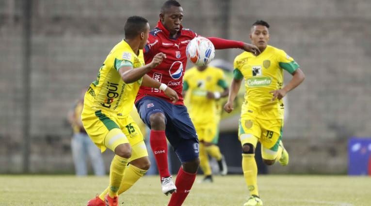 Independiente Medellín Vs Leones FC por la novena fecha de la LiGa Águila II-2018