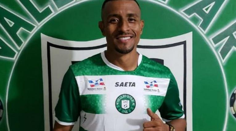 Farid Díaz, nuevo jugador del Valledupar FC