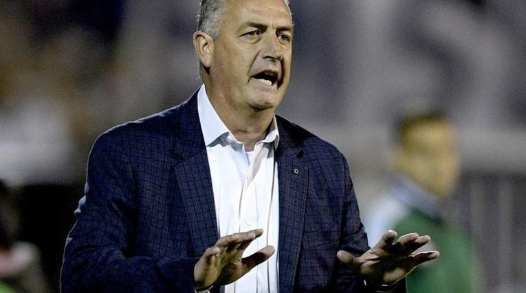 Gustavo Alfaro, técnico de Ecuador