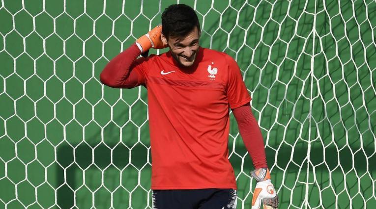 Hugo Lloris, futbolista francés