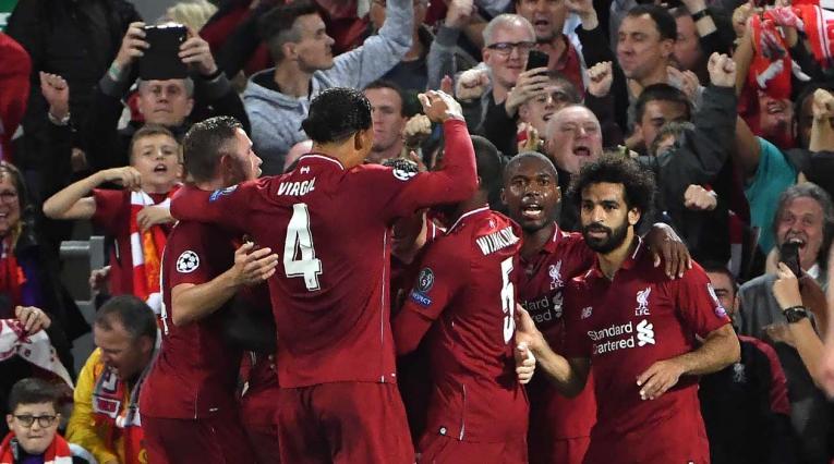 Liverpool, líder de la Premier League