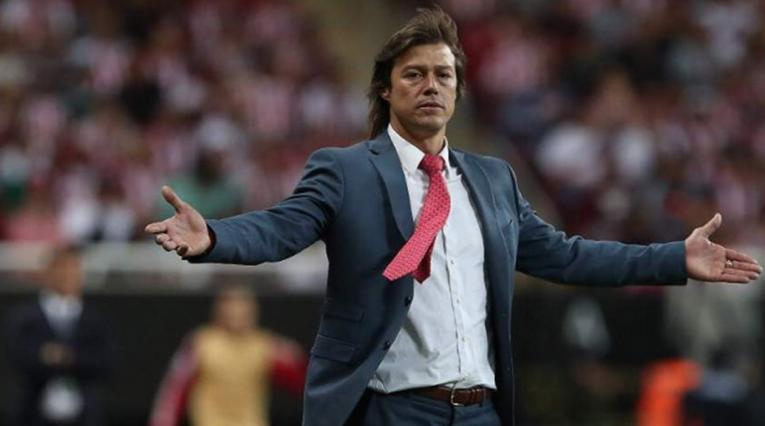 Matías Almeyda, técnico argentino