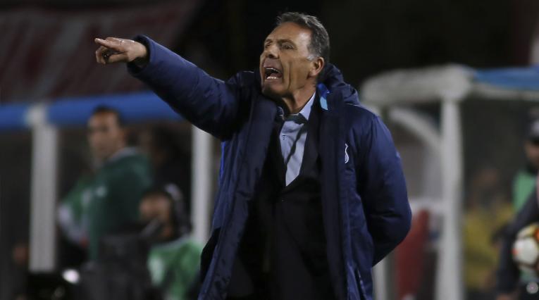 Miguel Ángel Russo, técnico de Millonarios