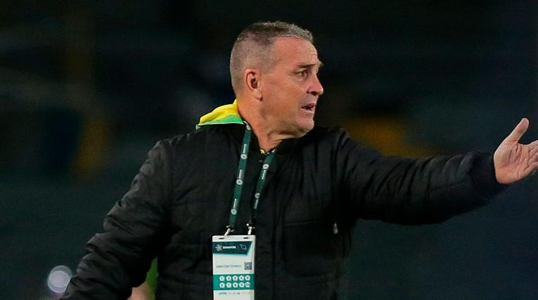 Néstor Craviotto, técnico que podría renunciar en el Atlético Huila