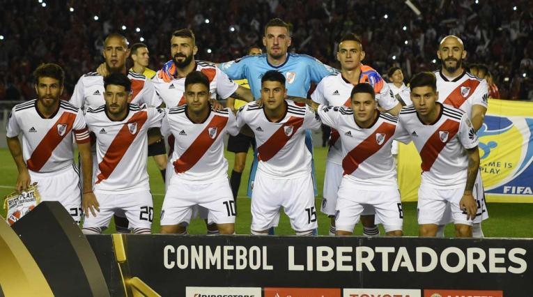 Formación River Plate