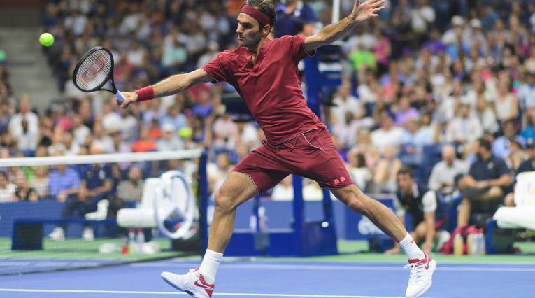 Roger Federer fue eliminado del US Open