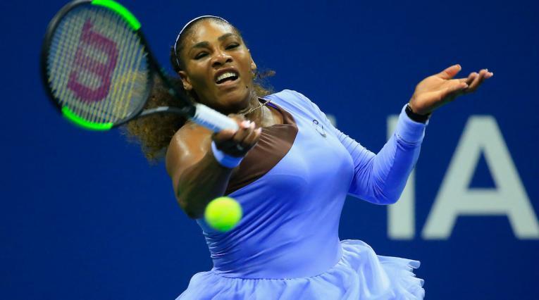 Serena Williams, tenista estadounidense