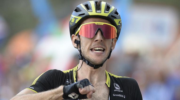 Simon Yates, ciclista del Mitchelton-Scott