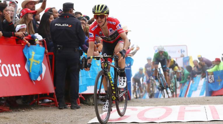 Simon Yates, se quedó con el título de la Vuelta a España