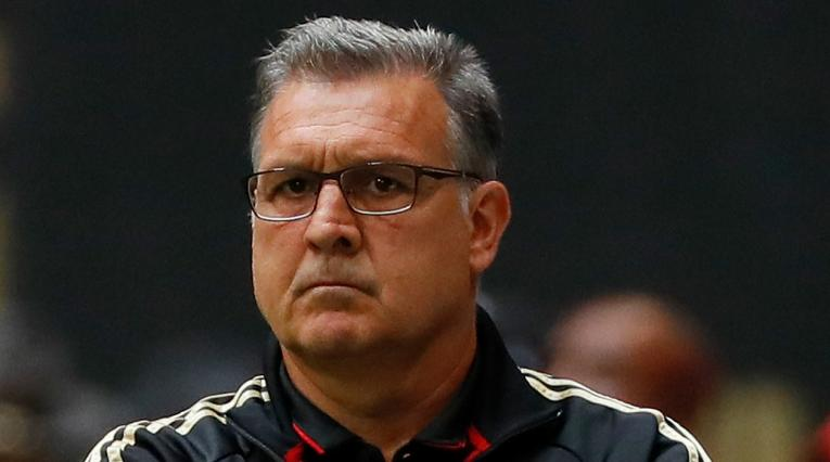 Gerardo Tata Martino, actual técnico del Atlanta United en la MLS
