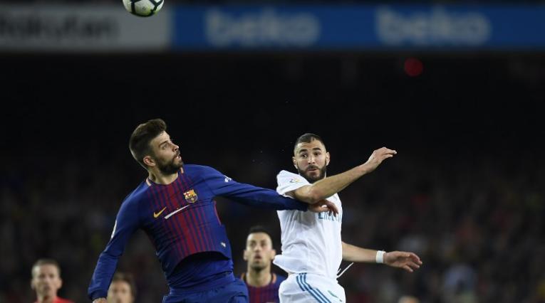 Real Madrid- Barcelona