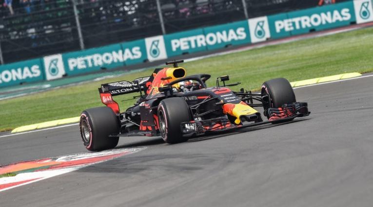 Daniel Ricciardo partirá primero en el Gran Premio de México