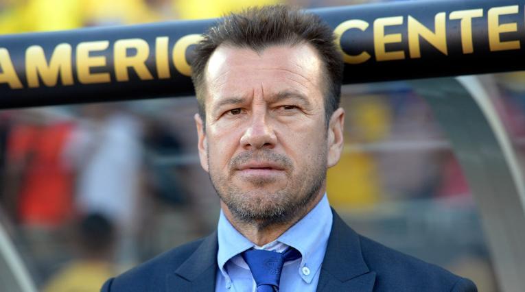 Dunga dirigió a Brasil en la Copa América Centenario, pero fue despedido