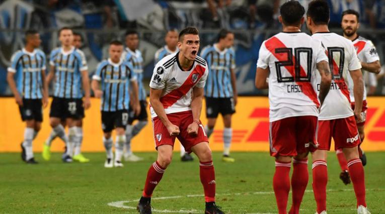 Gremio Vs. River Plate