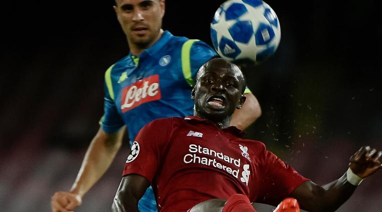 Napoli enfrentó uno de los partidos más complejos de la fase de grupos, recibiendo al Napoli